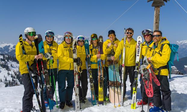 Skischulen St Johann Alpendorf Snow Space Salzburg