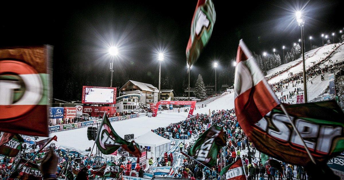 Nachtslalom Flachau 2020 | FIS Skiweltcup Damen | 14.01.2020