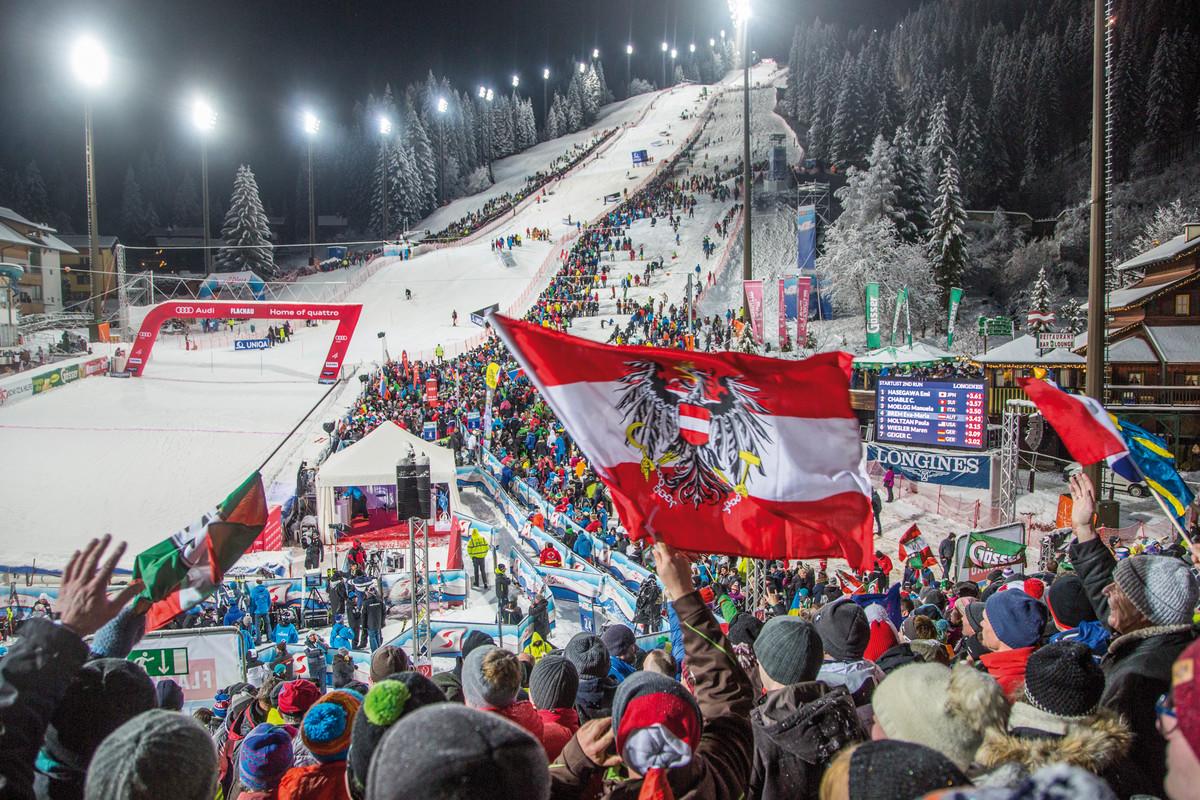 Nachtslalom Flachau 2019 | FIS Skiweltcup Damen | 08.01.2019