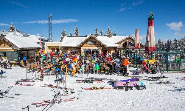 Skihütten Und Après Ski In Flachau Snow Space Salzburg
